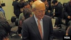 Судья Верховного суда США Стивен Брайер (архивное фото)