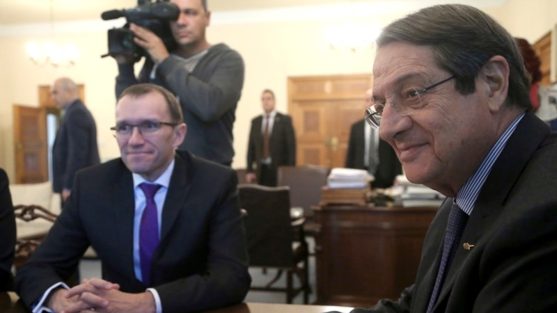 Cyprus President Rebukes UN Envoy for Gas Search Comment