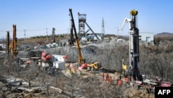 Equipas de resgate procuram mineiros em Qixia
