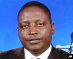 Ugandan MP David Bahati, the author of a bill that seeks to impose the death penalty, under certain circumstances, on homosexuals