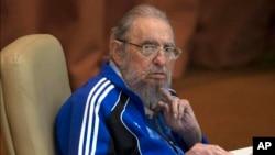 Фідель Кастро (архівне фото)