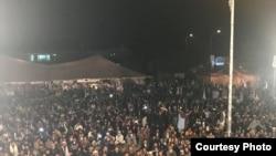د پښتنو احتجاج د جنورۍ میاشتې په ۲۵ نېټه له دیره اسماعیل خان څخه پیل شو