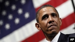 اوباما مشرقِ وسطیٰ سے متعلق امریکی پالیسیوں کی وضاحت کرینگے
