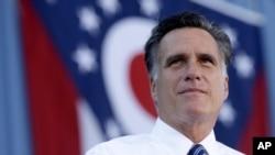 Calon presiden Amerika dari partai Republik, Mitt Romney akan menyampaikan pidato terkait isu ekonomi hari ini, Jum'at 26 Oktober 2012 (Foto: dok).