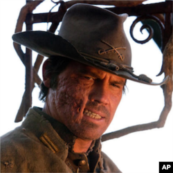 Josh Brolin in Warner Bros. Pictures' Jonah Hex
