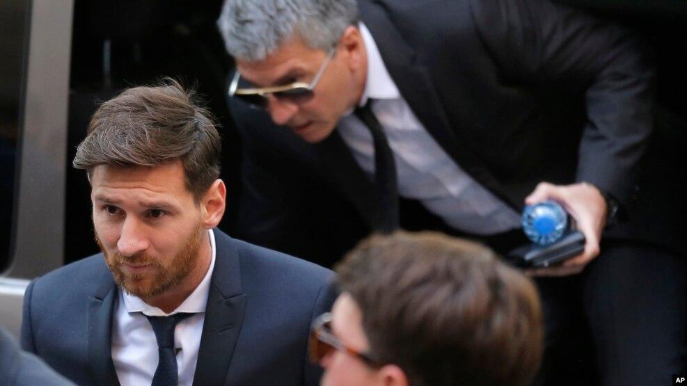 Messi mohon akuzat për evazion fiskal