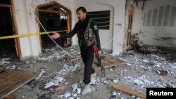 Predstavnik službe bezbednosti posle eksplozije u šiitskoj džamiji u Pešavaru