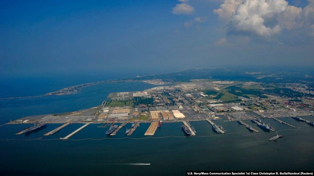 Hạm đội 2 sẽ được đặt tại căn cứ hải quân Norfolk ở bang Virginia ven Đại Tây Dương.