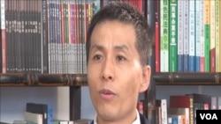 人民监督网创办人朱瑞峰(视频截图)