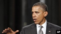 Prezida Barack Obama