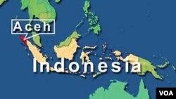 Enal Tao yang ditangkap dalam penggerebekan di Aceh, menjadi buronan karena terlibat dalam serangan di dekat Poso.
