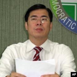民進黨發言人陳其邁