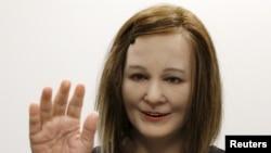 Nadin, emotivni robot
