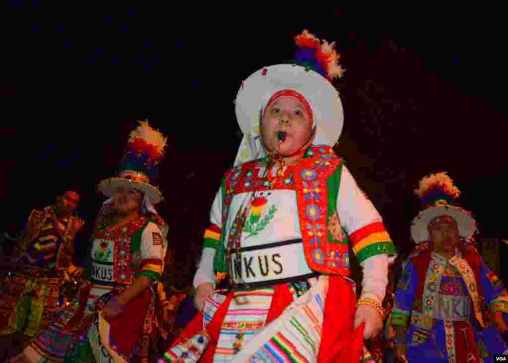 Без латиноамериканских танцев – никуда
