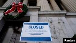 Delovi američke vlade zatvoreni su od 22. decembra 2018. godine