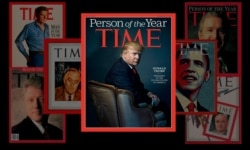 Mr.Trump ကို တိုင္းမဂၢဇင္းက Person of the Year ေရြးခ်ယ္