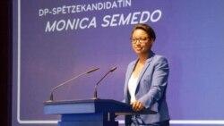 Monica Semedo, uma voz luxemburguesa no Parlamento Europeu - 1:38