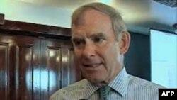 乔治城大学教授西奥多·莫兰