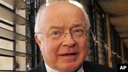 Cựu Tổng giám mục Josef Wesolowski, người gốc Ba Lan, bị truất chức hồi tháng 6 sau khi bị xét can tội xâm hại tính dục.