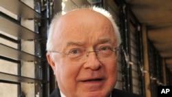 前教宗特使韦索沃夫斯基(Jozef Wesolowski)