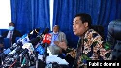 Dubbi himaa ministeera dhimma alaa ambaasaadder Diinaa Muftii
