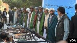 گروهی از مخالفان مسلح حکومت که به روند صلح پیوسته اند.