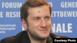 Режисcер Резо Гигинеишвили на пресс-конференции Photo: Oleg Sulkin
