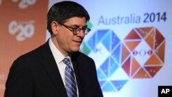 Menteri Keuangan AS Jack Lew mengatakan, Amerika selangkah lebih dekat menuju penggantian kebijakan yang sudah ketinggalan zaman (foto: dok).
