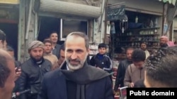 Syrian opposition leader Moaz Alkhatib visited rebel-held areas in northern Syria on Sunday, March 03, 2013