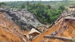 Au moins 41 morts victimes de pluies diluviennes à Kinshasa