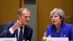 ခဲြထြက္ေရးကိစၥ EU နဲ႔ UK သေဘာတူညီခ်က္ရ