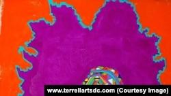Artwork by James Terrell and Zsudayka Nzinga Terrell