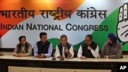 راہول گاندھی کی پریس کانفرنس