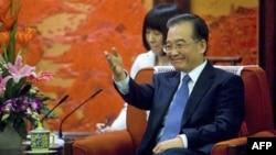 Thủ tướng Ôn Gia Bảo của Trung Quốc