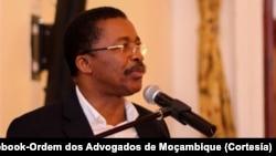 Dr. Flávio Menete, Bastonário da Ordem dos Advogados de Moçambique