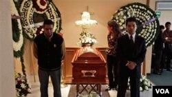 Ana Maria Yarce (pendiri majalah politik Contralinea) dan Rocio Gonzales (mantan reporter TV Televisia network dan penulis lepas) tewas mengenaskan di El Mirador, Meksiko (Foto:dok).