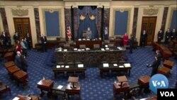 El juicio político al presidente Donald Trump pasa ahora al Senado con nuevas reglas para los procedimientos.