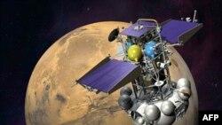 Обломки российского спутника упали в Тихий океан