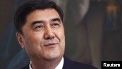 原新疆维吾尔自治区政府主席白克力 (资料照片)