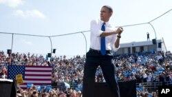 美國總統奧巴馬(資料圖片)