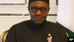 Muhammad Buhari, Shugaban Najeriya kuma ministan man fetur
