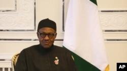 Presiden Nigeria Muhammadu Bihari (Foto: dok)