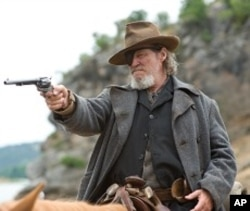 "Jeff Bridges plays Rooster Cogburn in Paramount Pictures' ""True Grit."""