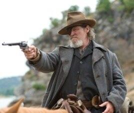 "Jeff Bridges plays Rooster Cogburn in Paramount Pictures' ""True Grit."""