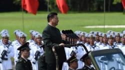 时事大家谈:习近平延续权力,美中军力如何对峙?