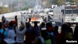 تنشها در ونزیولا