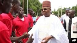 Gwamnan Jihar Borno, Kashim Shettima.