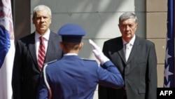 Predsednik Srbije Boris Tadić i predsedavajući Predsedništva Bosne i Hercegovine Nebojša Radmanović razmotrili su ključna pitanja za obe zemlje.