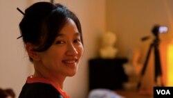 Rini Sugianto, animator asal Indonesia untuk film-film Hollywood (foto: dok).