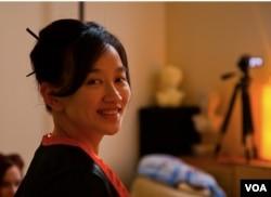 Rini Sugianto, animator asal Indonesia untuk film The Adventures of Tintin